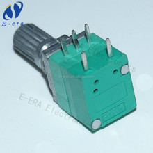 Made in china 10k potentiometer with switch B10k 15mm screw