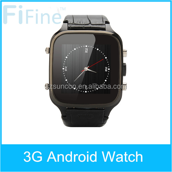 China Supplier Bluetooth Wrist Watch For Android Samsung HTC LG
