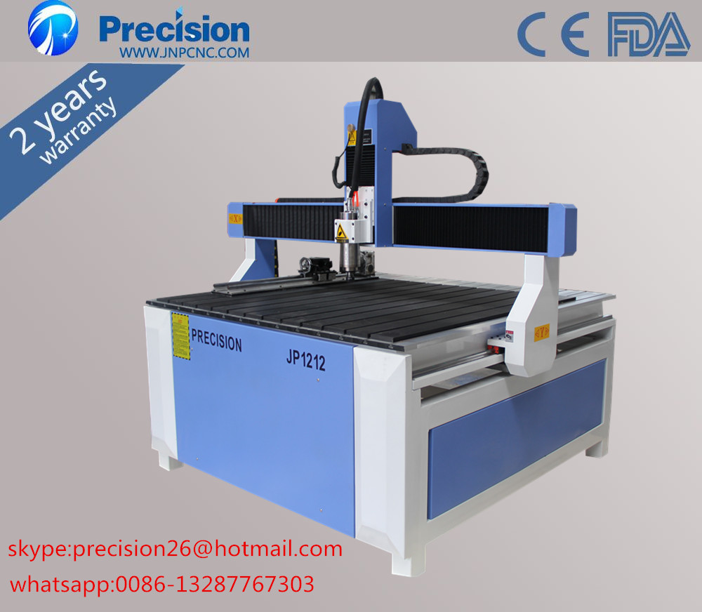 cheap price fast processing speed high precision cnc router 1212