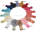 fabric flower elastic headbands -new style scalloped lily flowers headband Hair Accessories