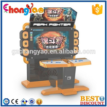 New Attraction Kids Contra Video Game Console Machine