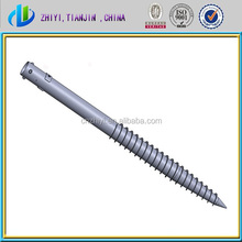 Hot dipped galvanized ultra anchor for sale for solar panel mounting system