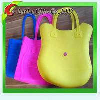 Promotional Beach Bags Silicone Rubber Beach Bag
