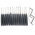 GOSO 14 Piece Dimple Lock Pick Set