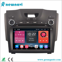 8inch Android 6.0 car radio gps dvd player for Chevrolet trail blazer and Isuzu D-max