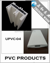 Classic White Paint Diverse Styles of PVC/UPVC Profiles