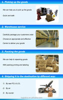cheapest sea shipping amazon FBA to USA - Skype: evadai2013