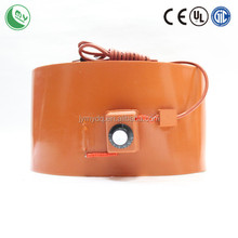 customized diesel engine water jacket heater,silicone pad heater