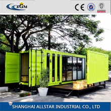 2017 chinese factory mobile home container house