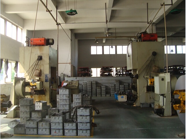 Steel Plate Punching