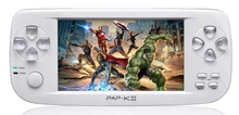Electronic toy 32 bit 4.3 inch portable pocket handheld game player console