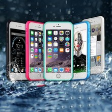 For iPhone 7 case Waterproof Case Dirtproof Mobile Phone Cover
