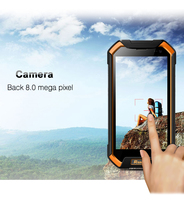2016 China low price hot rugged mobile phone 5.5 inch screen best android phone