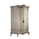 French provincial bedroom furniture-Roman style furniture classic wardrobe-luxury hotel furniture