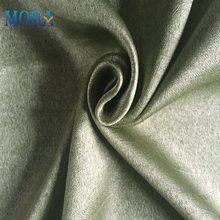 home textile good quality 100%polyester wavy line emboss curtain fabric