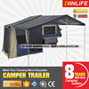 Manufacturer For Small Trailer Tent Camping Car