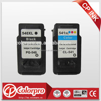 School supplies for Canon 540 541 PG-540 CL-541 Printer Ink Cartridge For Canon Pixma MG4250/ MX375/MX435/MX515