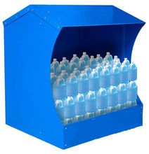 PDQ display for drink,Soft drink display,Cold drink display