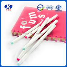 2015 hot sale promotional ball pen 14cm for school and office