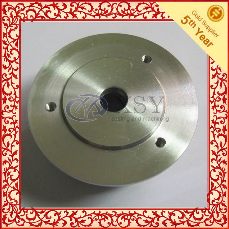 stainless steel metal casting and machining machinery
