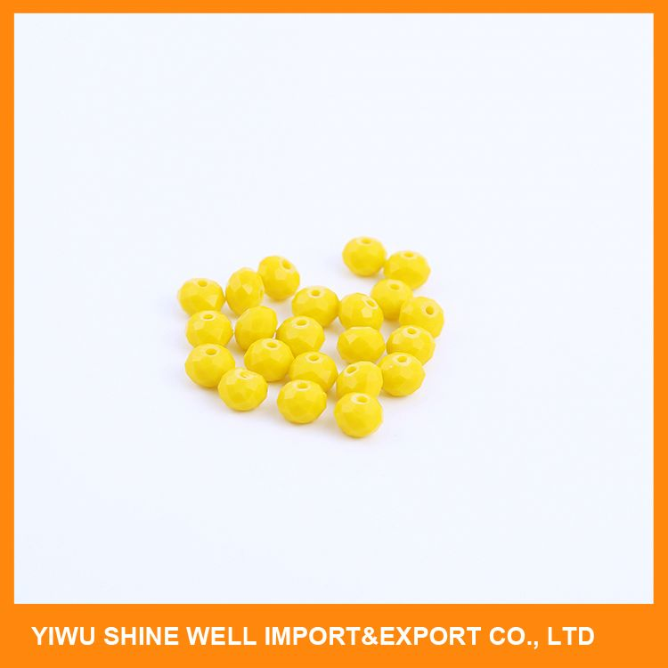 Best Prices super quality 5mm plastic round beads directly sale