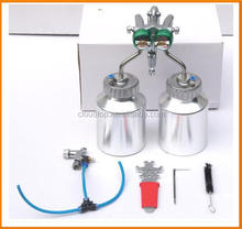 2015 brand new hot on sale user-friendly Air Spray Gun silver spray chrome plating system machine by Image