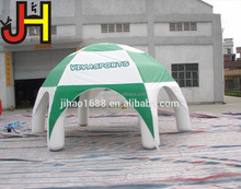 Outdoor Advertising Sunshade 6 Legs Inflatable Spider Tent For Sale