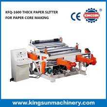 KFQ-1600 Model Thick Roll Paper Slitter Rewinder Machine