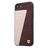 For iPhone 7 Leather Case 4.7'' inch Original NILLKIN Quality Hard PC and TPU Hybrid Back Cover Phone Cases for Apple iPhone7