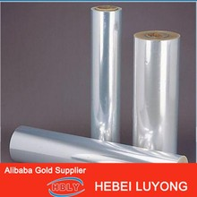 clear PET polyester release film for printing