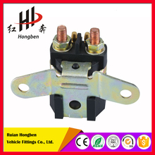 motorcycle starter relay,GN125\EN125\ HAOJUE125\GSX250F,12V parts,Scooter relay,autobike