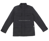 Plus size mens apparel mens winter padded jackets