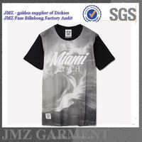 oem factory wholesale tall tee shirt