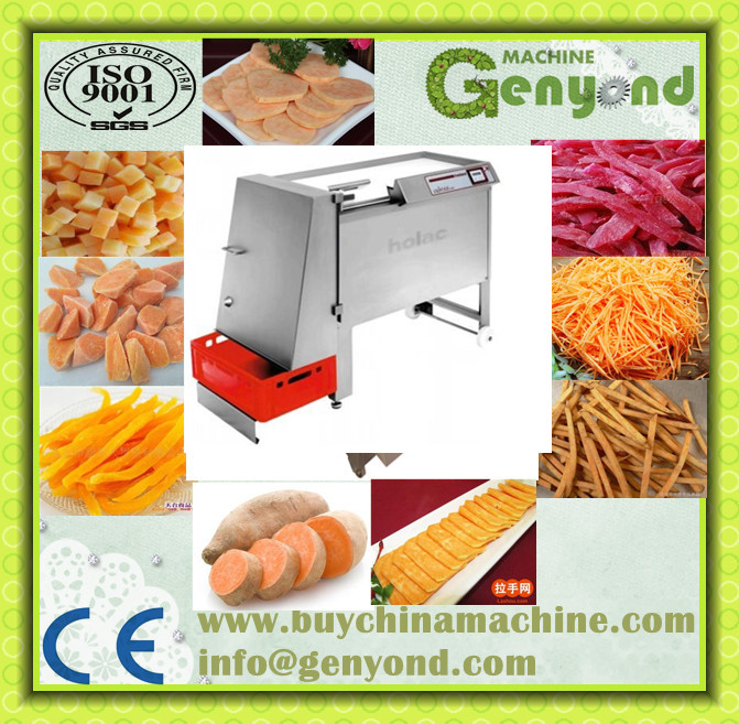 compact structure vegetable mashing machine / sweet potato chopping machine