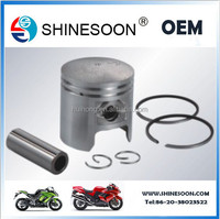 Wholesale high Quality motorcycle piston kit