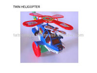 TWIN HELICOPTER