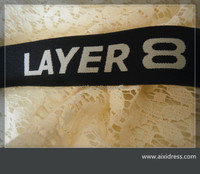 customized elastic band underwear very soft nylon/latex