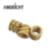 Manurfacture supply knurled nut,high precision brass insert nut