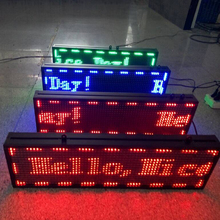 China direct manufacturer outdoor P10 led signage sign display