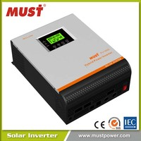 4kva 3200w big MPPT charger 60A hybrid solar power inverter for home solar system