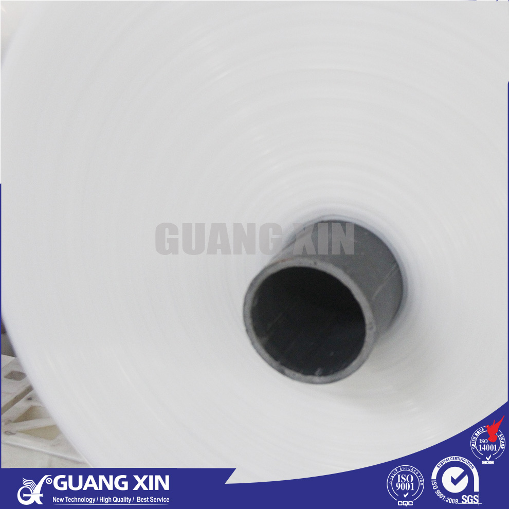 hot sale high quality printable blowing plastic LDPE MDPE cling film