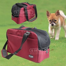 Hot dog carrier walking dog carrier pet cat dog carrier bag