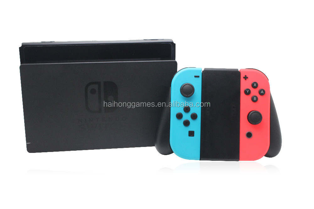 New Selling Hot game Handle Hand Holder For Nintendo Switch Joy-Con Controller Charge Grip