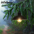 solar lamp outdoor Solar Panel Powered LED Bulb Light Portable Outdoor Camping Tent Energy Lamp