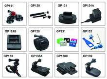 Cheap Set Bundle for Gopros Heros 3/4 Gopros Accessories