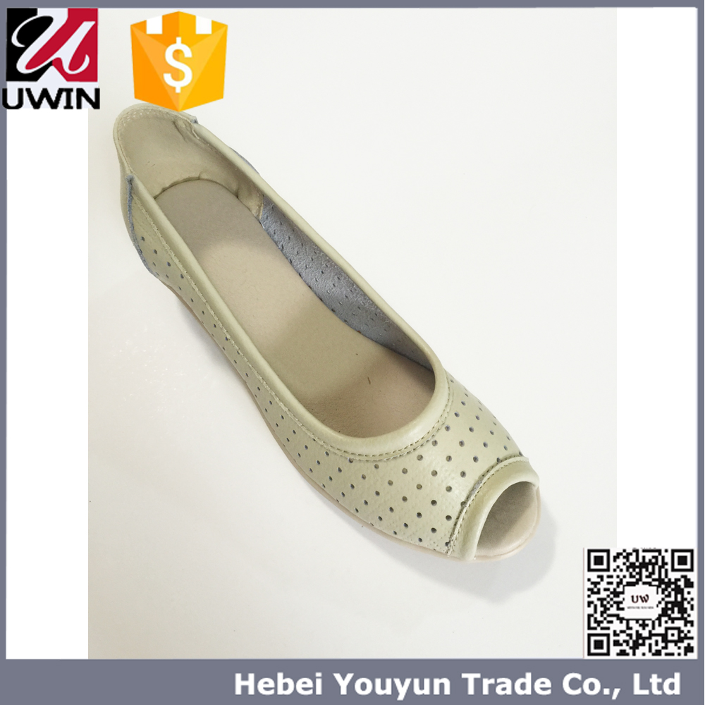 Shoes imported from china,oem shoes,2015 cheap wholesale women flat shoes