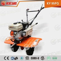 New Design Power Rotary Tiller Rotavator Hand Tractor For Sale