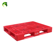 Factory direct stackable &amp; rack able <strong>p</strong> recycled plastic pallets
