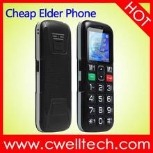 OEM 1.77 inch SOS Low cost Feature Phone Bar Type Dual Sim Card Basic Phone