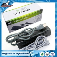 High Quality Cheap For XBOX 360 Power Supply AC Adapter US
